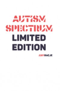 T-shirt damski: Autism spectrum limited edition (biały)